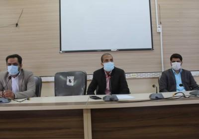 درجلسه ستاد پیشگیری و مقابله با ویروس کرونا، شهرستان قلعه گنج مصوب شد: