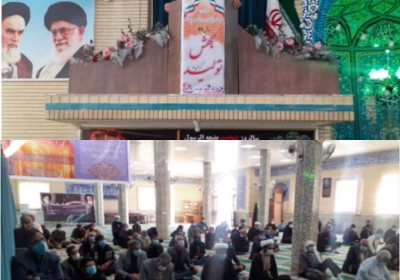 امام جمعه فاریاب رمز پیروزی انقلاب انگیزه الهی و وحدت کلمه عنوان کرد