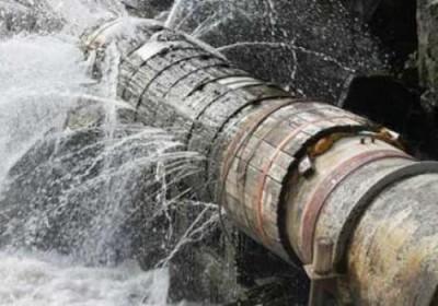 فرسودگی و قطعی شبکه آبرسانی روستا های ساحلی بخش لیردف