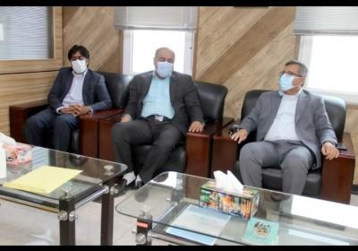 دیمه کار دبیرکل قرارگاه جهادی مهررسانان شرق هرمزگان:کرونا نمی تواند جهادگران را خسته کند.