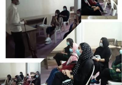 دومین دوره کلاس تیراندازی ویژه بانوان در میناب برگزار شد…