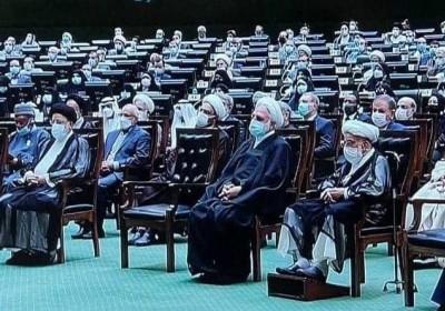 دکتر رئیسی به عنوان هشتمین رئیس جمهور ایران سوگند یاد کرد.