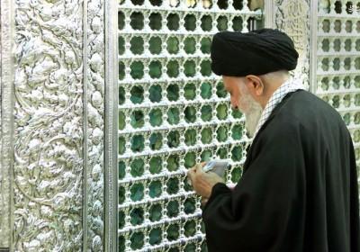 تصاویر تازه منتشر شده از سفر اخیر رهبر انقلاب به مشهد