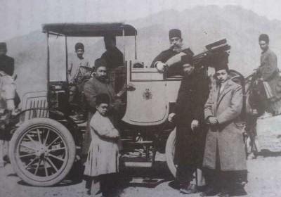 این «رنو» اولین خودرویی است که وارد ایران شد/ عکس